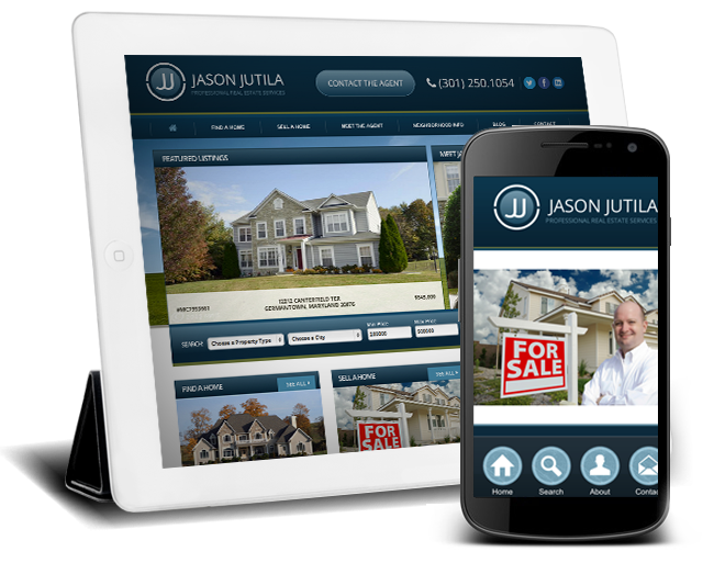 Real Estate IDX Websites, Annapolis MD